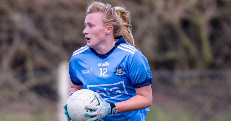 Interview With Dublin Ladies Football Star Carla Rowe