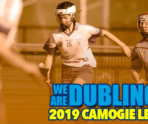 We Are Dublin Senior Camogie League
