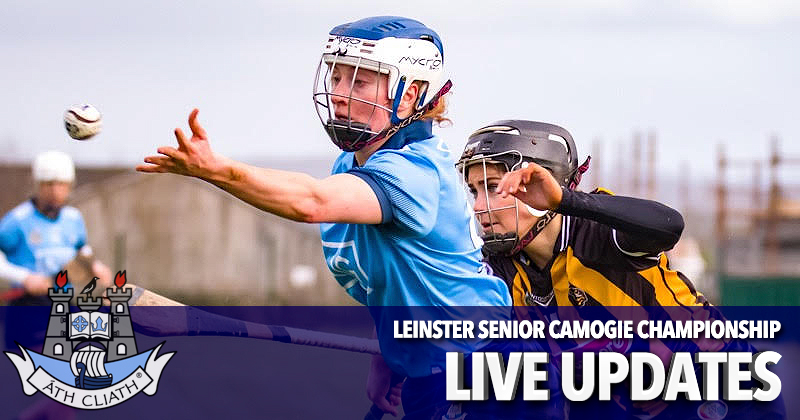 Leinster Senior Camogie Championship Quarter Final – Live Updates